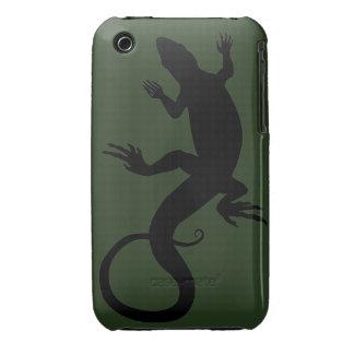 Lizard iPhone 3 Case Reptile Art Lizard Gifts