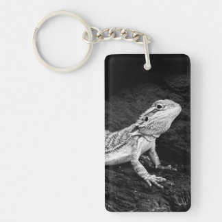 Lizard Key Ring