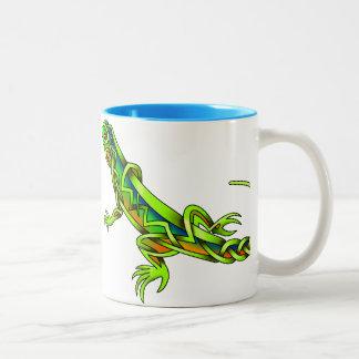 Lizard Coffee Mug