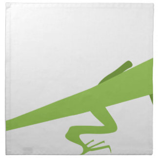 Lizard Napkin
