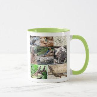 Lizard photo mugs full color