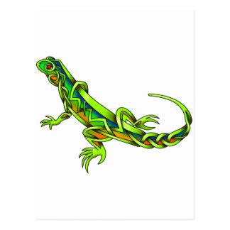 Lizard Post Cards