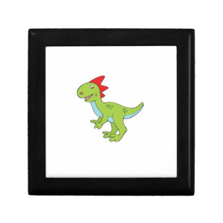 lizard rex dinosaur gift box