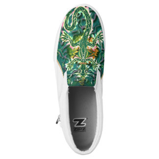 Lizard Shack Printed Shoes