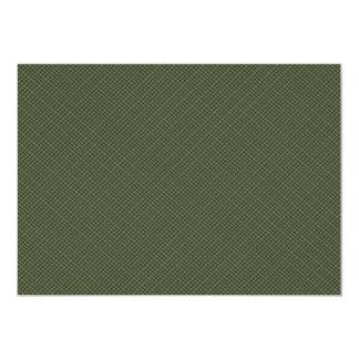Lizard Skin 13 Cm X 18 Cm Invitation Card
