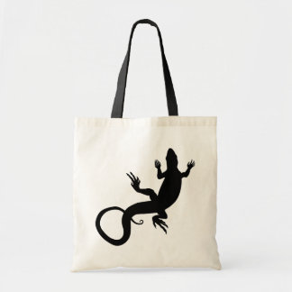 Lizard Tote Bag Lizard Art Small Bag Shopping Bag