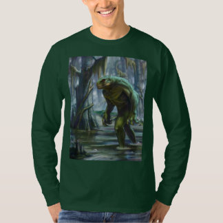 Lizardman of Scape Ore Swamp T-Shirt