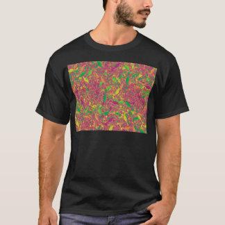 Lizards artistic pattern 3 T-Shirt