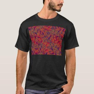 Lizards artistic pattern T-Shirt
