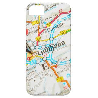 Ljubljana, Slovenia iPhone 5 Covers