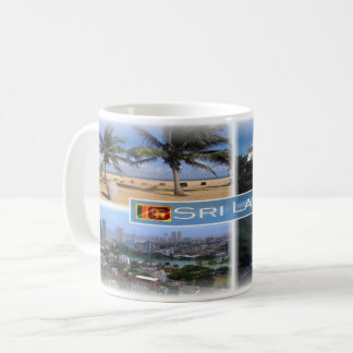 LK Sri Lanka - Coffee Mug