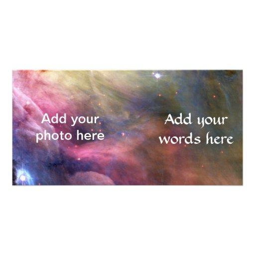LL Ori and the Orion Nebula Photo Card