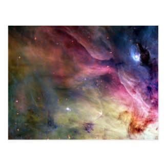 LL Ori and the Orion Nebula Postcard