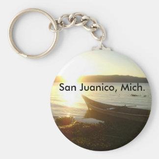 Llabero de San Juanico, Mich. Key Ring