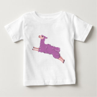 Llama Baby T-Shirt