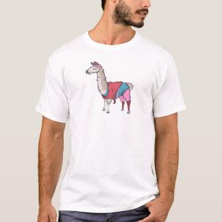 Llama be a dancer someday. T-Shirt