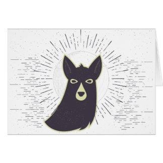 Llama Card