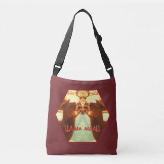 Llama Cusco Peru Crossbody Bag