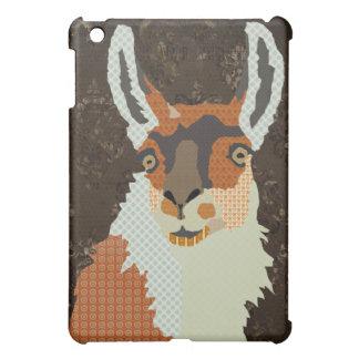 Llama Damask iPad Mini Case