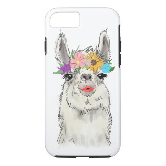 Llama Del Rey Phone Case