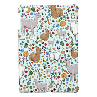 Llama Drama Cover For The iPad Mini