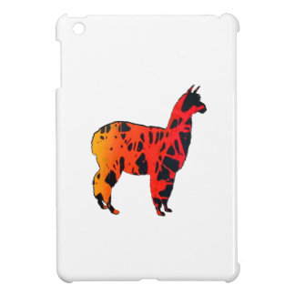 Llama Expressions iPad Mini Cover
