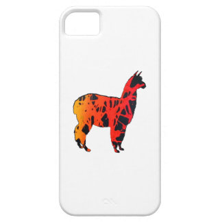 Llama Expressions iPhone 5 Cover