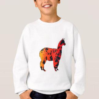 Llama Expressions Sweatshirt
