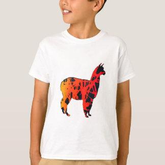 Llama Expressions T-Shirt