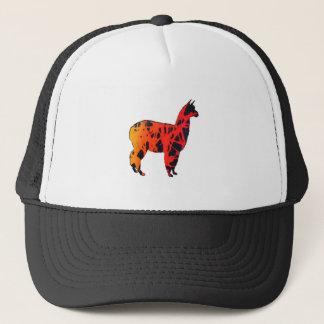 Llama Expressions Trucker Hat