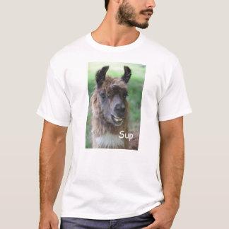 Llama Face Sup T-Shirt