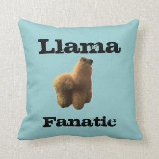 Llama Fanatic Cushion
