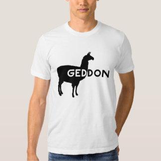 Llama Geddon (Armageddon) Tees