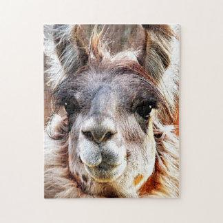 Llama Jigsaw Puzzle
