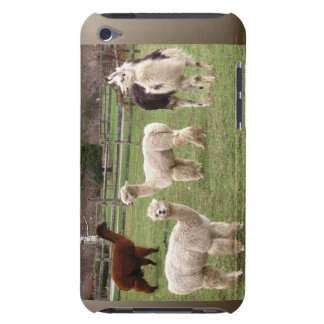 Llama Melange ~ case Barely There iPod Covers
