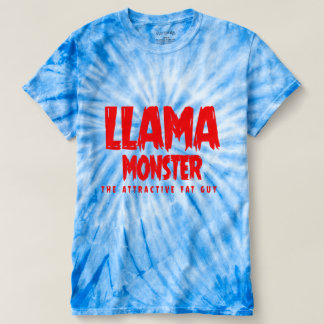 llama Monster (The Attractive Fat Guy) T-Shirt