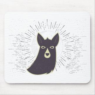 Llama Mouse Pad