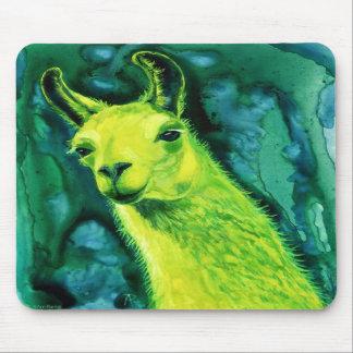 """Llama Mousepad - """"Llemon-Llime Llama"""""""