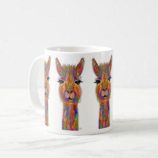 Llama Mug 11 oz  (You can Customise)