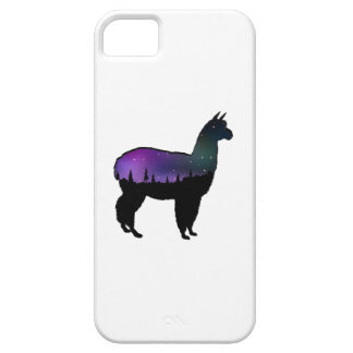 Llama Nights Barely There iPhone 5 Case