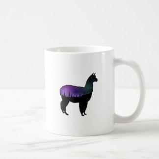Llama Nights Coffee Mug