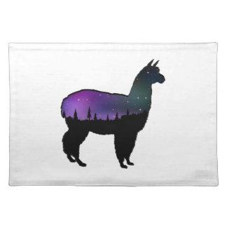 Llama Nights Placemat