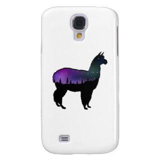 Llama Nights Samsung Galaxy S4 Case