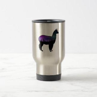Llama Nights Travel Mug