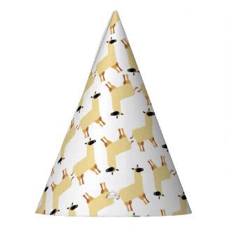 Llama Party Hat