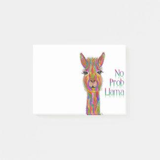Llama Post-it Notes