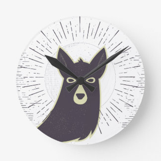 Llama Round Clock