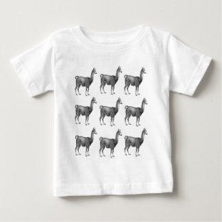 llama rows baby T-Shirt