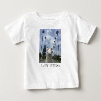 Llama With No Drama LA Baby T-Shirt