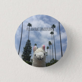 Llama With No Drama LA Button